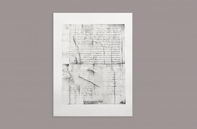 Ann Lister Print