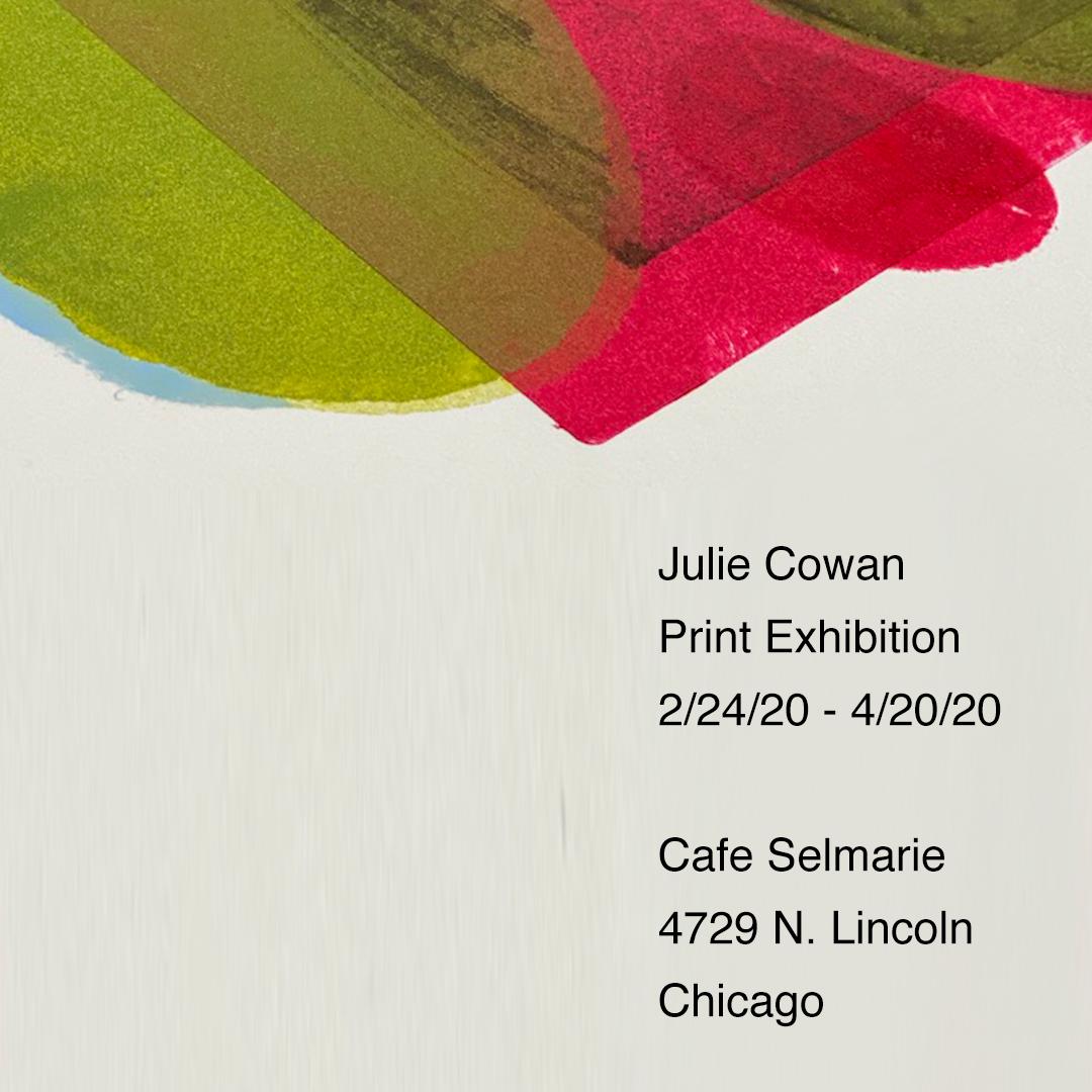 Selmarie Exhibition card