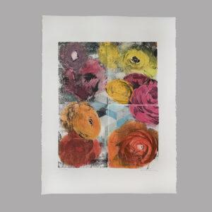 Stemless print by Julie Cowan